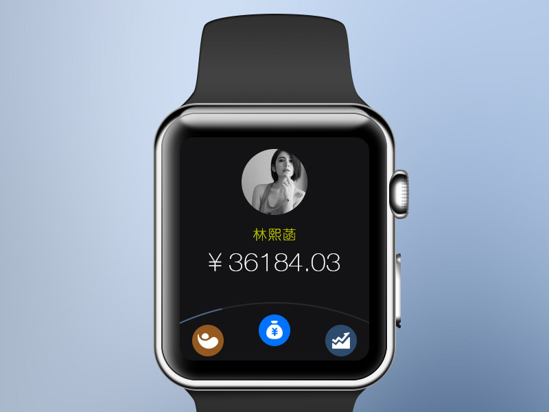 Alipay for  watch