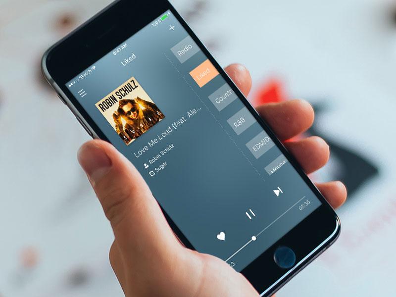 DailyUI 002/Player